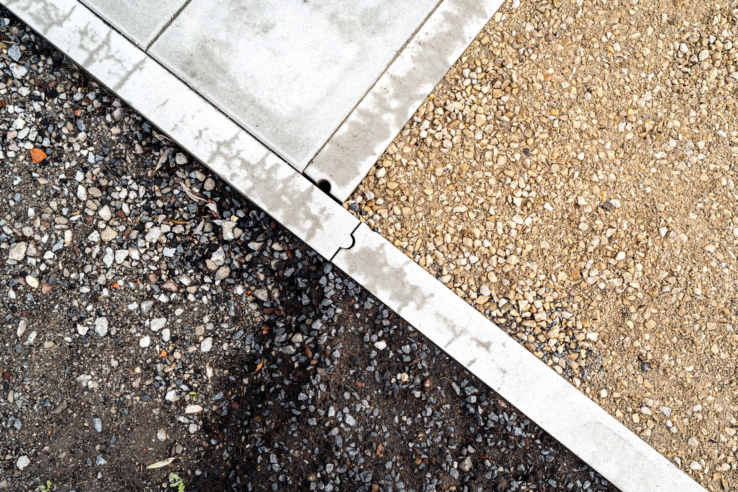 Aanleg en herstel voetpaden